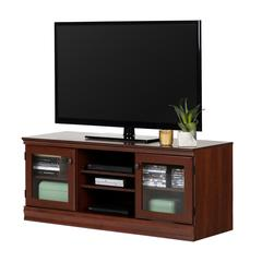 Morgan TV Stand for TVs up to 75'', Royal Cherry
