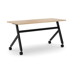 "basyx by HON Multi-Purpose Table | Fixed Base | 60""W x 24""D 