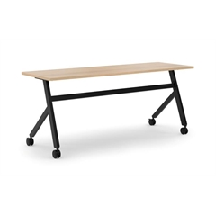 "basyx by HON Multi-Purpose Table | Fixed Base | 72""W x 24""D 