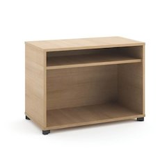 "basyx by HON Manage File Center | 2 Open Shelves | 30""W x 16""D x 22""H 