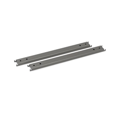 Double Front-to-Back Hanging File Rails | 2 per Carton
