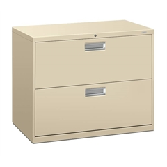 """Brigade 600 Series Lateral File 