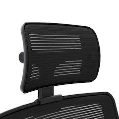 HON Endorse Mesh Headrest | Adjustable Height | Black