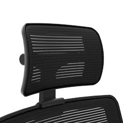 HON Endorse Mesh Headrest | Adjustable Height | Black