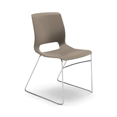 HON Motivate High-Density Stacking Chair | Shadow Shell | 4 per Carton