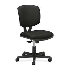HON Volt Task Chair | Synchro-Tilt, Tension, Lock | Black Fabric