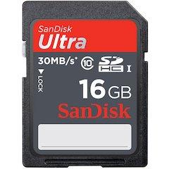 SDNC Card 16GB Class 10