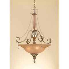 Serena Four Light Pendant