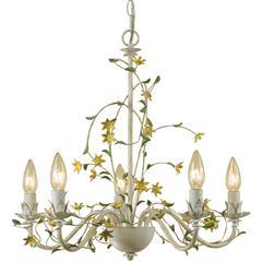 Grace Five-Light Star Flower Chandelier