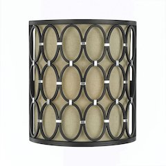 Cosmo Wall Sconce- Oil Rubbed Bronze