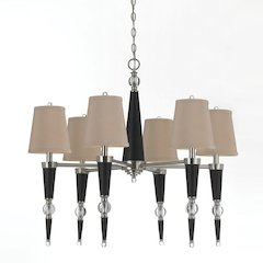 Hollace Crystal Chandelier