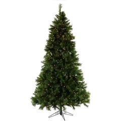 6.5 Ft. Canyon Pine Christmas Tree with Smart String Lighting