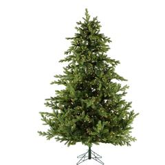 9 Ft. Foxtail Pine Christmas Tree with Smart String Lighting