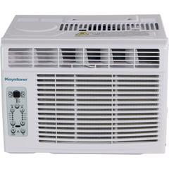 6,000Btu,Cool Only Window AC, Remote Control 115V, 60Hz