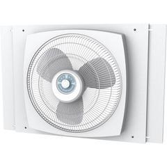 """16"""" Electrically Reversible Window Fan, 3-Speeds"""