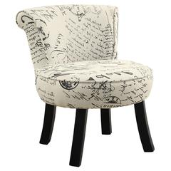 Juvenile Chair - Vintage French Fabric