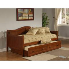 Staci Daybed w/Trundle - Cherry, Cherry