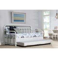 Kirkland Twin Daybed with Trundle, Soft White