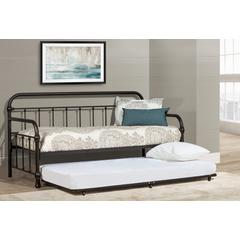 Kirkland Twin Daybed with Trundle, Dark Bronze