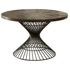 Kanister Round Dining Table