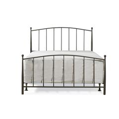 Warwick Metal Headboard and Footboard - Full - Metal Bed Frame Not Included
