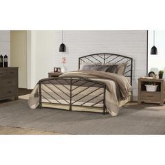 Essex Bed Set - King - Metal Bed Frame Included