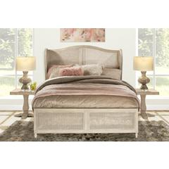 Sausalito Bed Set - King - Side Rail Included