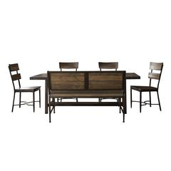 Jennings 6-Piece Dining with Bench
