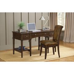 Gresham Desk and Chair - Cherry, Cherry
