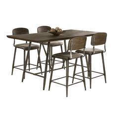 Adams 5-Piece Counter Height Dining