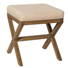 Somerset Vanity Bench, Driftwood