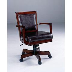 Ambassador Office Chair, Rich Cherry