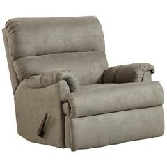 Flash Furniture Exceptional Designs by Flash Sensations Grey Microfiber Rocker Recliner