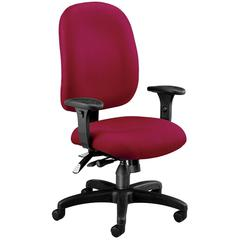 Ergonomic Executive/Computer Task Chair - ComfySeat