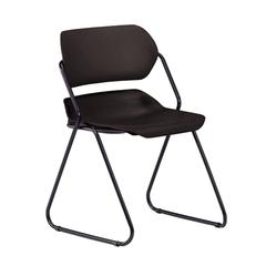 Martisa Series Armless Plastic Stack Chair