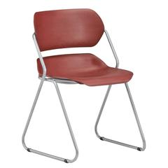 OFM Martisa Series Armless Plastic Stack Chair