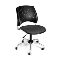 Stars Swivel Chair, Graphite