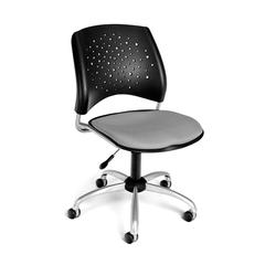 Stars Swivel Chair, Putty