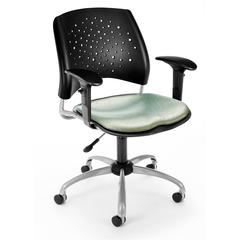 Elements Stars Swivel Chair & Stool, Olympus Laurel