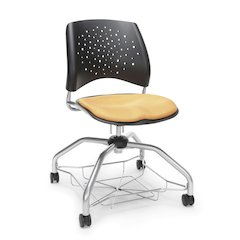 Star Series Foresee Chair - Golden Flax