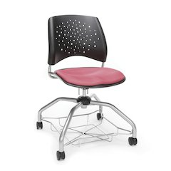 Star Series Foresee Chair - Coral Pink