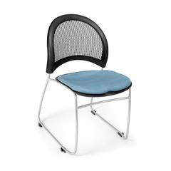 Moon Stack Chair, Black