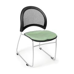 Moon Stack Chair, Sage Green