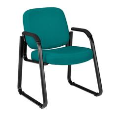 OFM Guest/Reception Chair, Teal