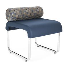 UNO Pillow Back Seat, Navy