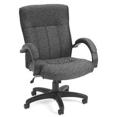 Executive/Conference Chair, Charcoal