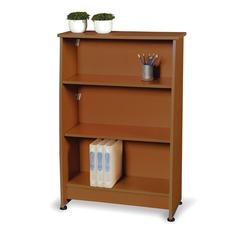 3-Tier Bookcase, Cherry