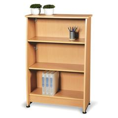 3-Tier Bookcase, Maple
