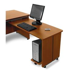 OFM Venice Series Desk Return, Cherry