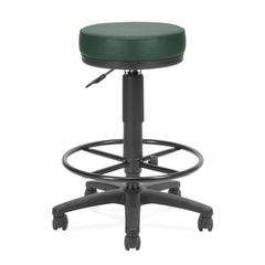 Anti-Microbial/Anti-Bacterial Vinyl Utilistool with Drafting Kit, Teal